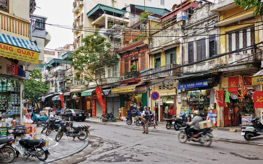Exploring 36 Old Streets of Hanoi