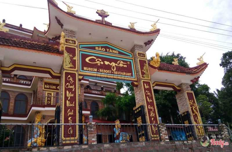 Coi Nguon Museum in Phu Quoc Island
