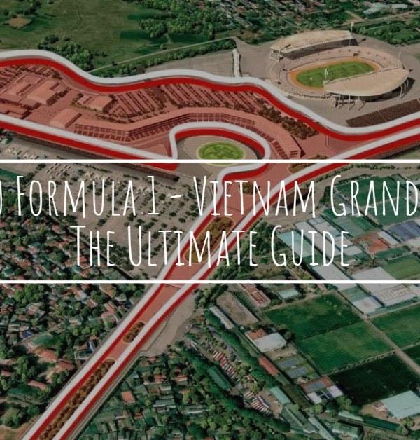 2020 Formula 1 - Hanoi - Vietnam Grand Prix