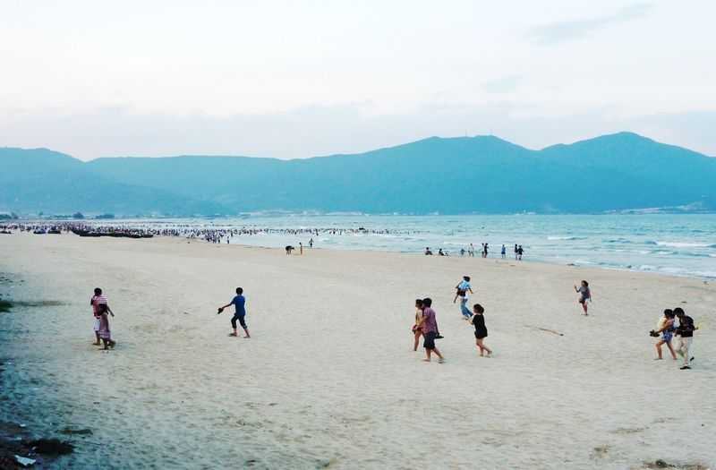 Bac My An Beach in Danang