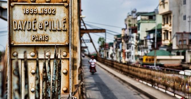 History of Long Bien Bridge (Hanoi)