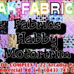 Jak Fabrics 5×2