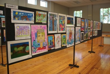 GALLERY: A collection of artwork made by grade 3 pupils from various schools Picture: MATTHEW FIELD
