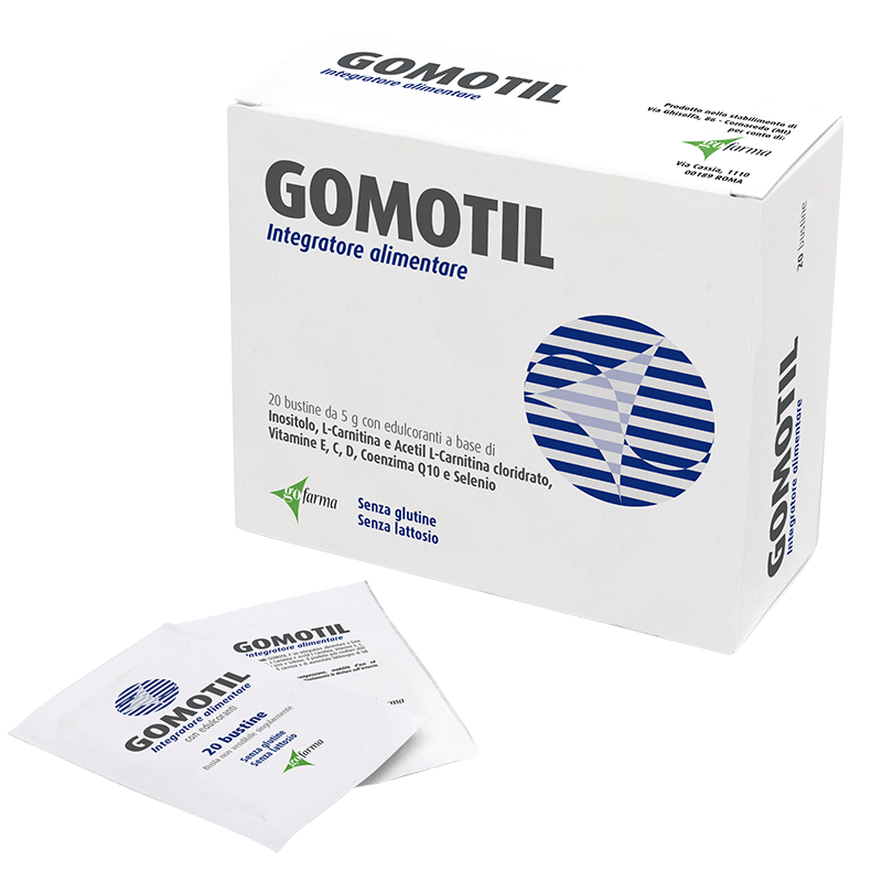 GOMOTIL Integratore alimentare
