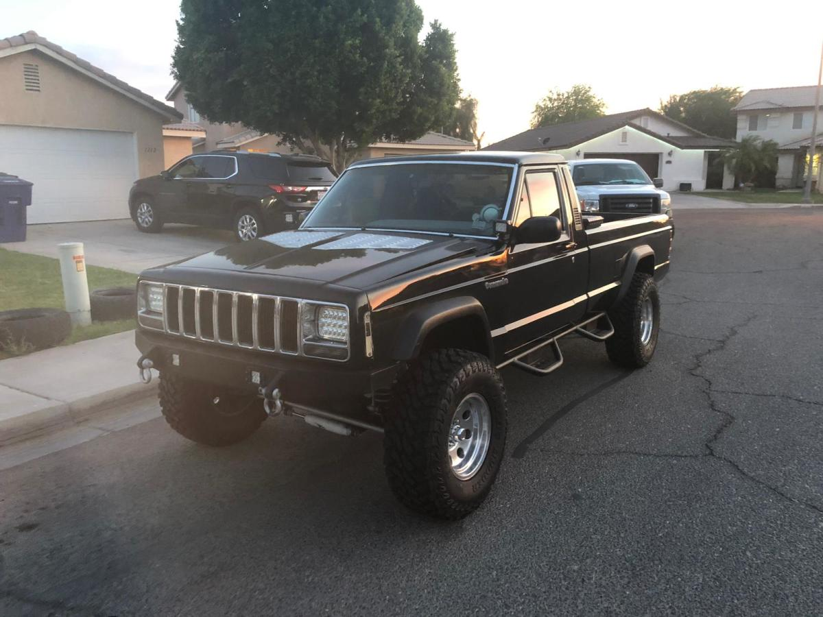 hight resolution of for sale jeep comanche 1989 4 6 stroker new suspension new motor new tires new carpet new paint new exhaust 2 5 in with open headers