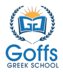 Goffs Greek School Logo