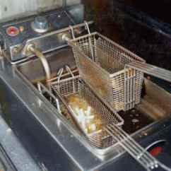 Kitchen Fryer Red Accessories Proper Cleaning Of A Deep Filta Lg