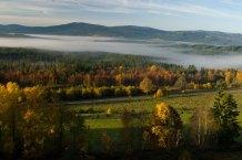 Sumava from Vysoky Hrbet