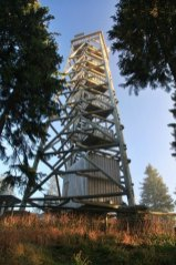 Boubin lookout tower