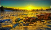 Sunset by Filipova Hut