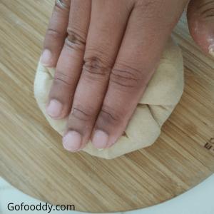 How to make aloo paratha / Stuffed tortilla