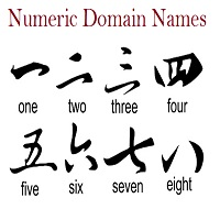 Chinese Numeric Domain Names
