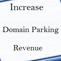 increase domain parking revenue