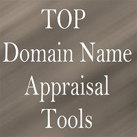 top domain name appraisal tools