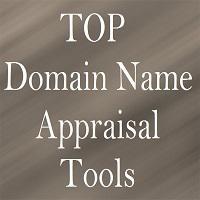 top domain name appraisal tools