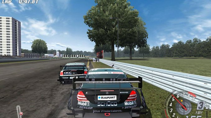 TOCA Race Driver 3 screenshot 3