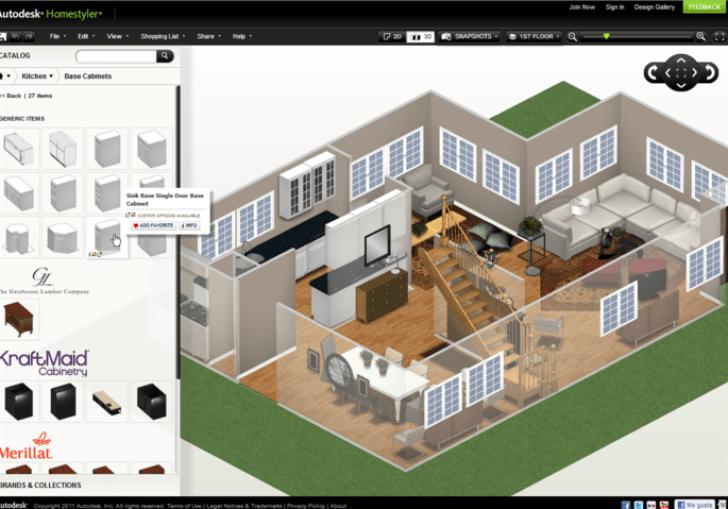 Autodesk Floor Plan Software