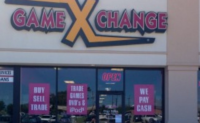 Nacogdoches Game X Change