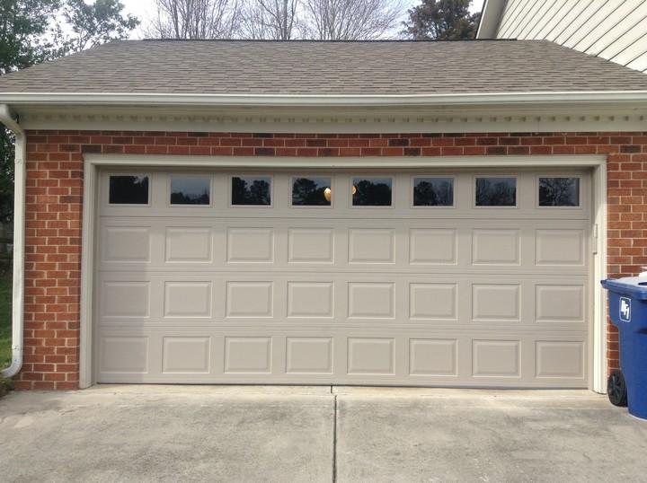 Doorlink Garage Doors 3640