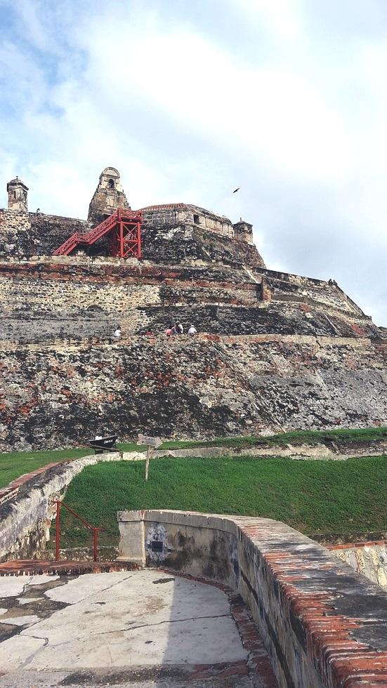 Cartagena Festung San Felipe