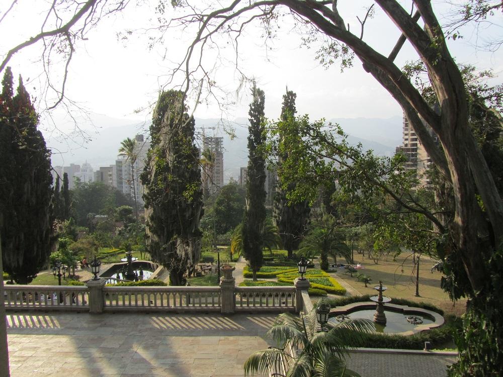 Sehenswürdigkeiten Medellín Castillo