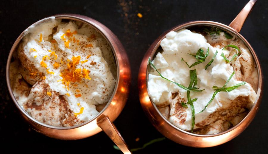 Moroccan Hot Cocoa