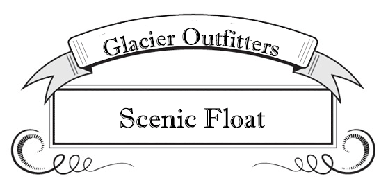 Guided River Rafting, Glacier National Park, Glacier Outfitters, Scenic Float