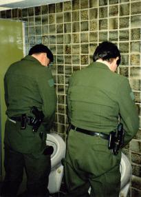 Ein Zwei Polizei
