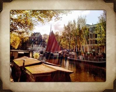 13 oktober 2011 - Brouwersgracht Amsterdam