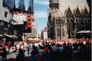 Stephans Platz Wenen