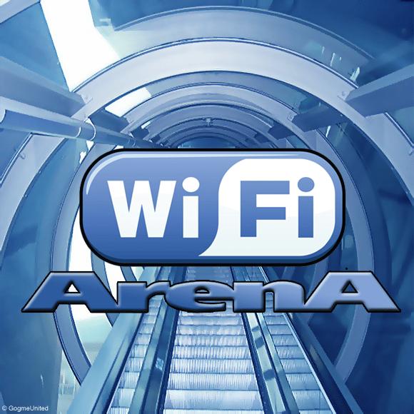 Amsterdam Arena Wifi - © GogmeUnited