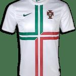 Portugal uitshirt