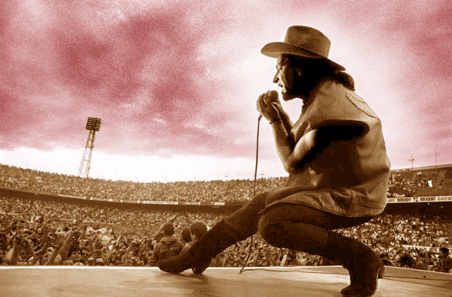 U2 Kuip - Under a Blood Red Rotterdam Sky