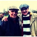 Barry Hughes & Marcel Stephan