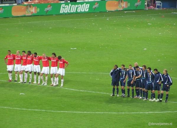 Ajax En Penalty's
