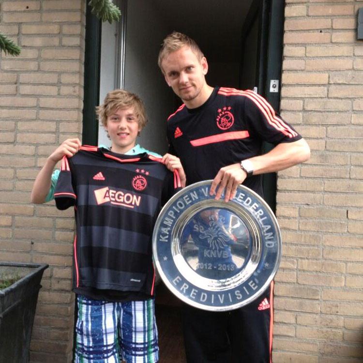 Ajax Uitshirt