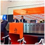 van Gaal persconferentie
