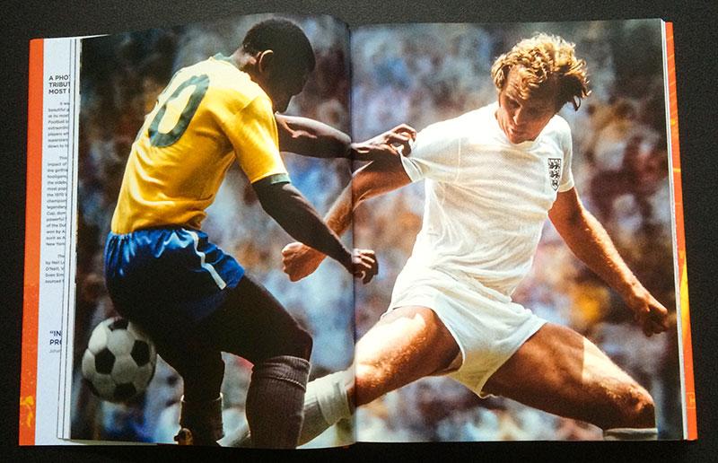 WK1970 Brazilië-Engeland