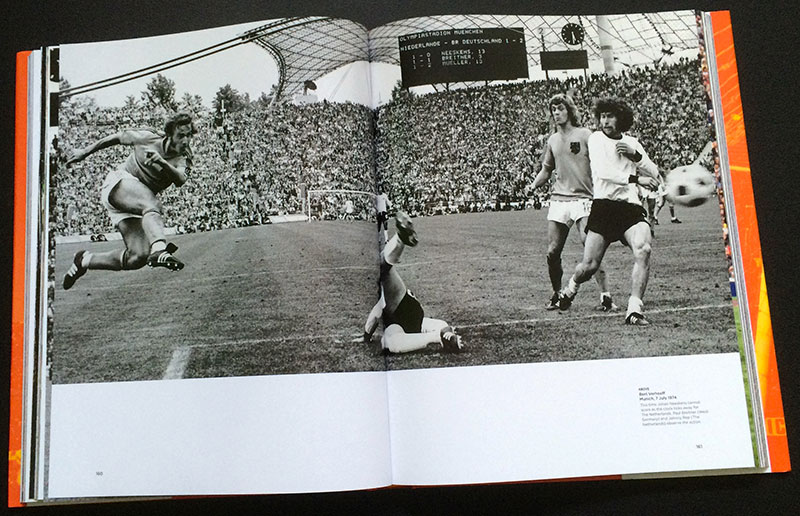 WK 1974 Nederland-West Duitsland