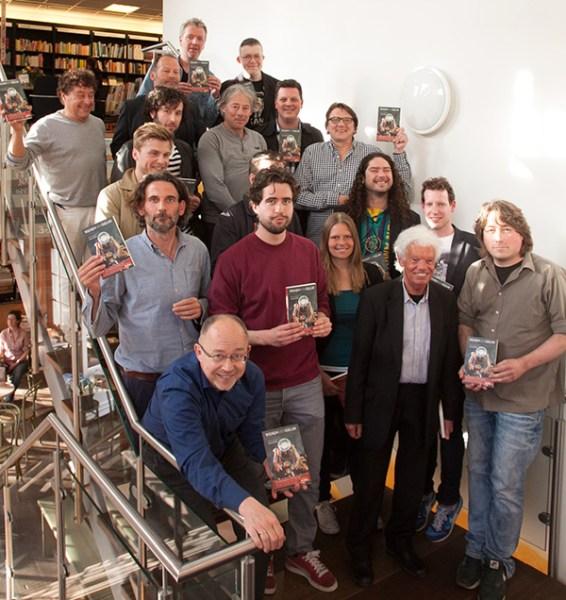 De Auteurs Van Wenen Van Geluk