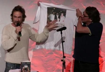 Chris-Zegers tijdens Wenen van Geluk LIVE!
