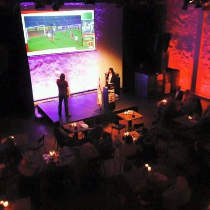 FC Amsterdam Quiz bij Het is weer Bal!