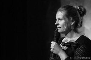 Annemarie Postma op Wenen van Geluk LIVE