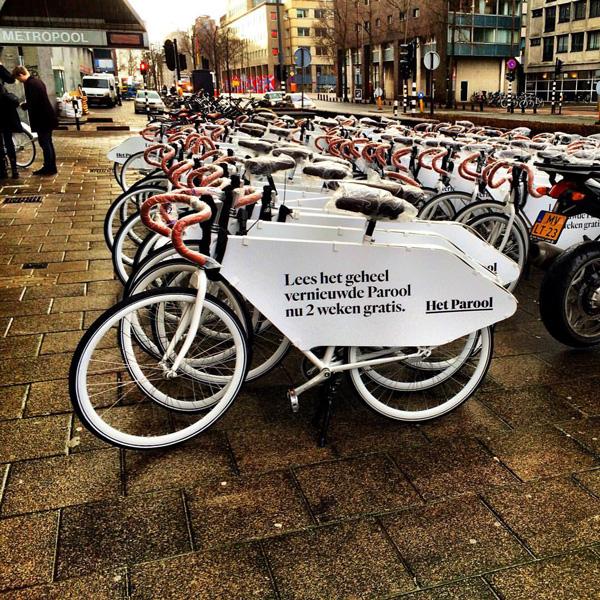 Parool-fietsen