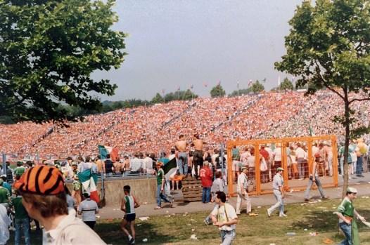 Nederland Ierland 1988