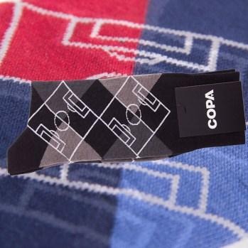 COPA Argyle Pitch Socks