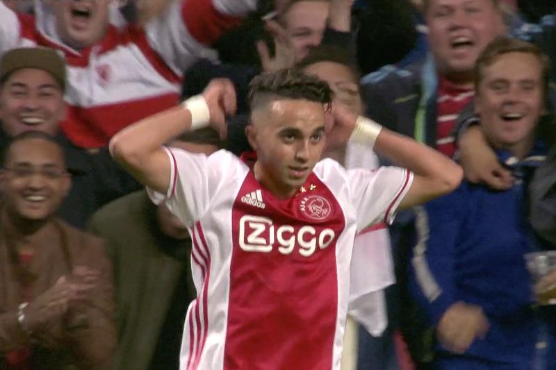 Abdelhak Nouri debuut