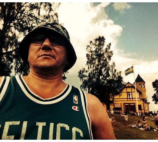 Boston Celtics shirt