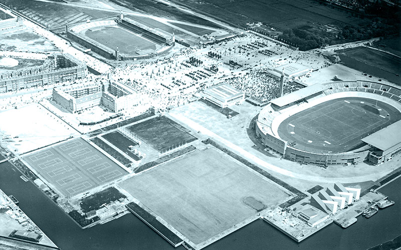 Stadionplein Amsterdam