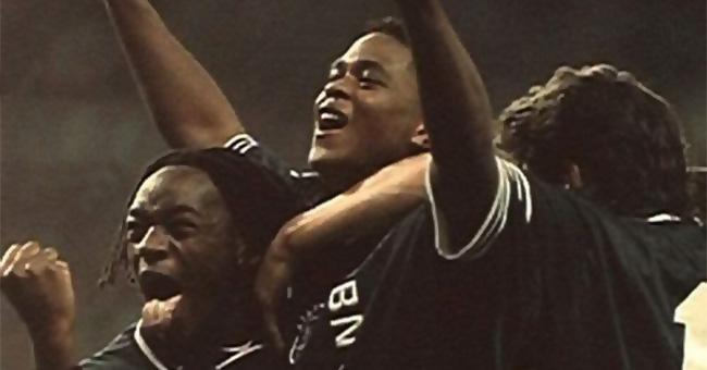 Real Madrid-Ajax 1995